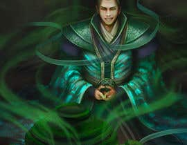 #49 for Illustrate or paint a character from a Chinese fantasy novel for use as a book cover by shustovalada