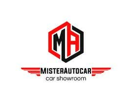 "#4 for Company name text include in logo, my company name ""Mister Autocar"", tagline ""Car Showroom"" Colours i want black, white, grey, some colours for little support if required its ok by EliteDesigner0"