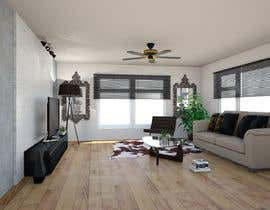 #23 cho Interior Design for my living room bởi Kinterior