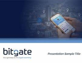 #50 for Design a Powerpoint Presentation for BitGate by F5DesignStudio