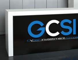 anandgaurav311 tarafından I need a logo designed for my company named GCSI. Its a Cyber investment company. Our theme color is blue and white. için no 7
