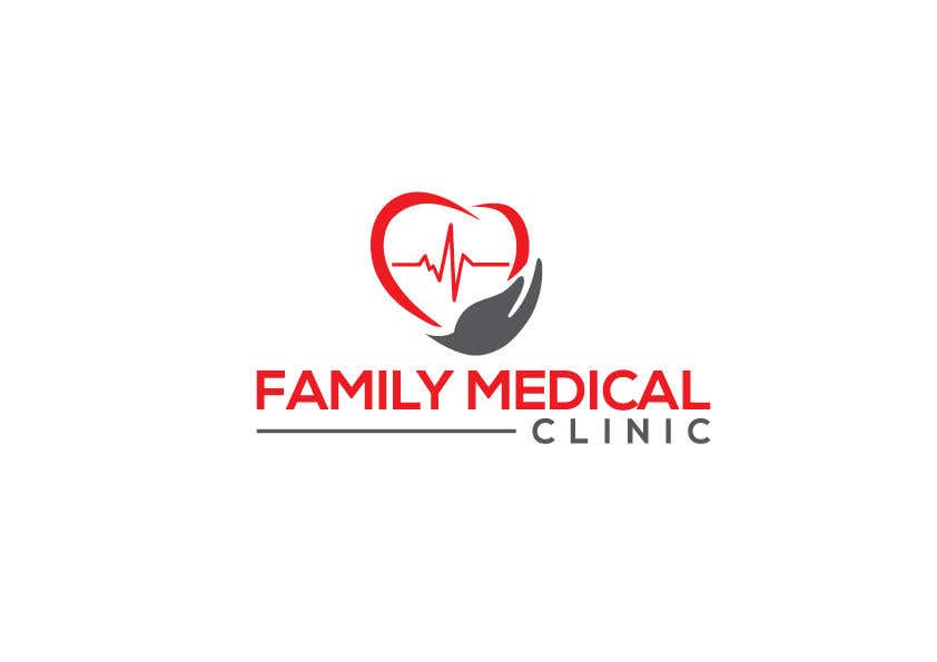 entry 230 by applo420 for medical clinic logo and favicon freelancer