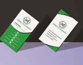 #56 for Clean modern business card design by sazibbogra
