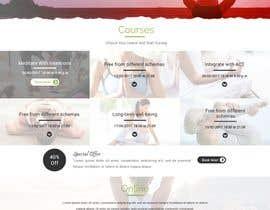 #11 for Design Icelandic Yoga Webpage by ravinderss2014