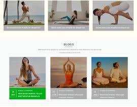 #13 para Design Icelandic Yoga Webpage por sharpensolutions