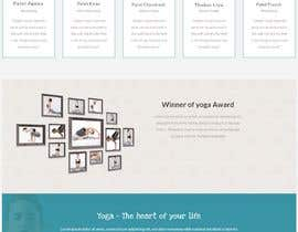 #17 for Design Icelandic Yoga Webpage by cgp94081
