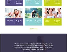 #21 for Design Icelandic Yoga Webpage by cgp94081