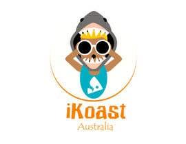 #13 para iKoast App Mascot / LOGO por Pedro1973