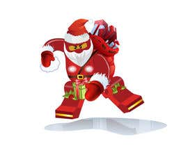 #54 para Graphic Design for Christmas Ninja Outfit por venug381