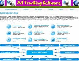 #37 cho Graphic Design for Ad Tracking Software bởi ChitraDevloper