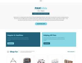 #1 cho Design a Website Mockup bởi princevenkat