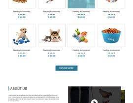 #9 untuk Design a Website Mockup oleh webmastersud