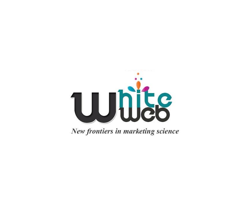 Bài tham dự cuộc thi #                                        135                                      cho                                         Design a Logo for Whiteweb