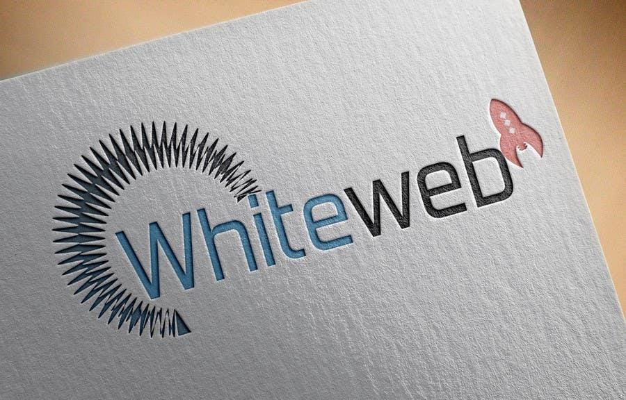 Bài tham dự cuộc thi #                                        187                                      cho                                         Design a Logo for Whiteweb