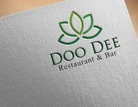 #592 design a restaurant logo részére naema17 által
