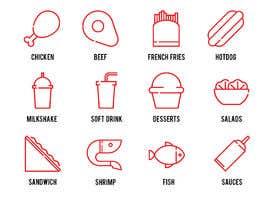#69 cho Design some Icons bởi ArbazAnsari