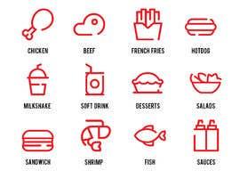 #70 cho Design some Icons bởi ArbazAnsari