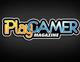 #105 for Logo Design for iPlay Gamer Magazine by rogeliobello