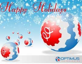 #13 cho Design A Template for a 2014 Company Holiday Card bởi dkseyer