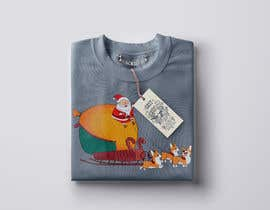 EmpireOcean tarafından Design cartoon/animated characters for a shirt için no 27