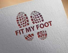 #33 cho Logo design for online sneakers shop - Fit my foot bởi sagor01716