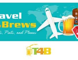 Nro 35 kilpailuun Design a header/banner and site icon for my travel blog käyttäjältä vexelartz