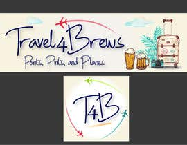 #12 for Design a header/banner and site icon for my travel blog by MoshfiqurRahman1