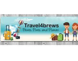 Nro 66 kilpailuun Design a header/banner and site icon for my travel blog käyttäjältä noorulaminnoor