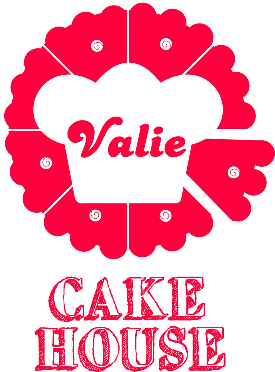 Entry 24 By Francochimento For Design A Logo For Valie Cake House