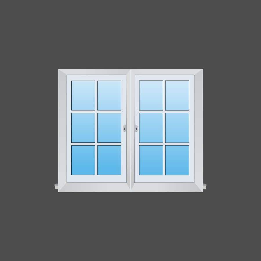 Příspěvek č. 7 do soutěže Design Windows/Doors/Patios Images/Vector Clip Art