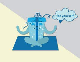 #10 untuk Create a cartoon image in a humorous yet delicate way. Should be appealing to yoga community oleh parulgupta549