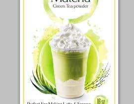 #75 untuk Sweet Matcha Label oleh freeland972