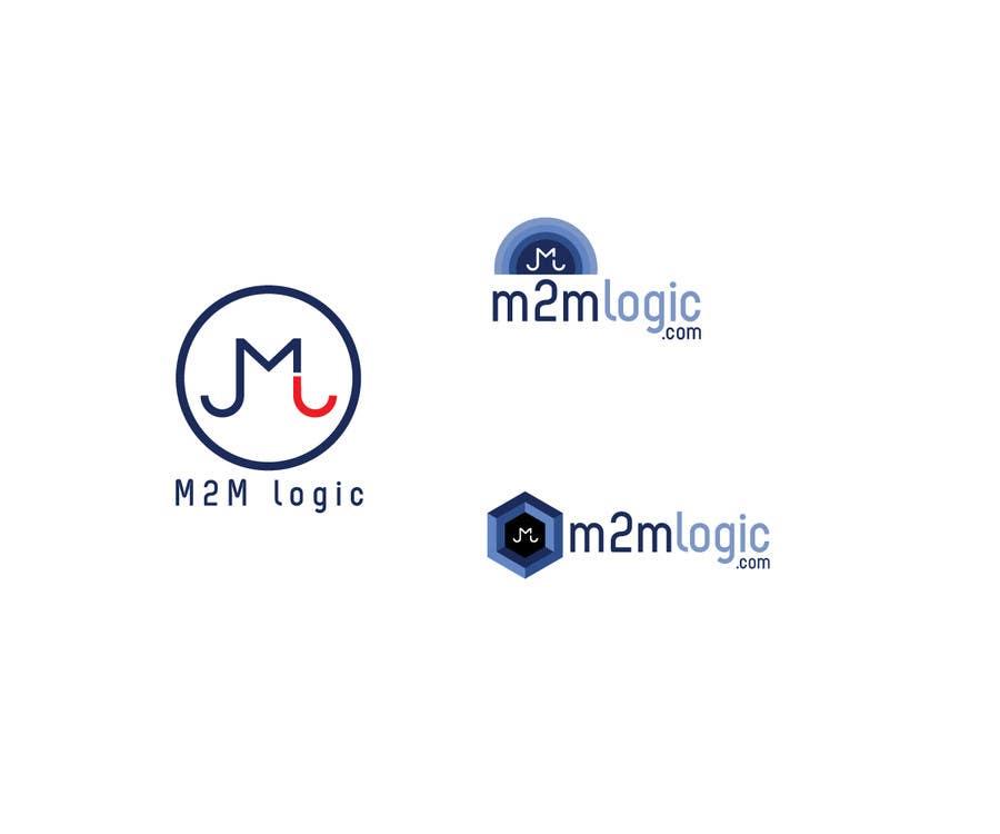 Penyertaan Peraduan #545 untuk Logo Design for M2M Logic Pty Ltd