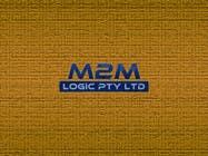 Graphic Design Entri Peraduan #473 for Logo Design for M2M Logic Pty Ltd