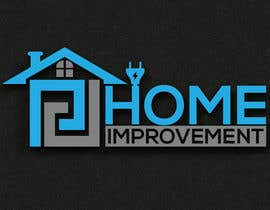#57 for Logo Design Home Improvement af mdrijbulhasangra