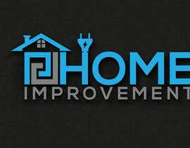 #60 for Logo Design Home Improvement af mdrijbulhasangra