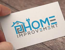 #61 for Logo Design Home Improvement af mdrijbulhasangra
