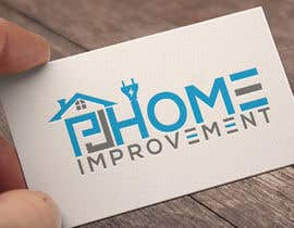 #64 for Logo Design Home Improvement af mdrijbulhasangra