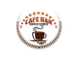 #10 untuk Logo para cafe bar - coworking . Nombre de la marca : Espresso Cafe bar oleh cristianposada
