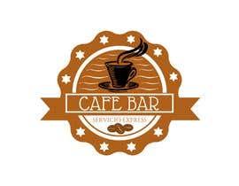 #14 untuk Logo para cafe bar - coworking . Nombre de la marca : Espresso Cafe bar oleh gagamba