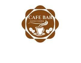 #15 untuk Logo para cafe bar - coworking . Nombre de la marca : Espresso Cafe bar oleh gagamba