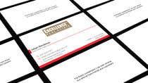 Website Design Συμμετοχή Διαγωνισμού #235 για Design some Business Cards Real Estate