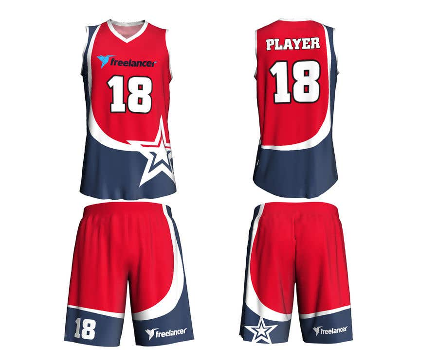 info for 1981b 67306 Entry #63 by libertBencomo for Design Basketball Jersey ...