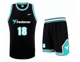 Nro 115 kilpailuun Design Basketball Jersey käyttäjältä Nadsuki