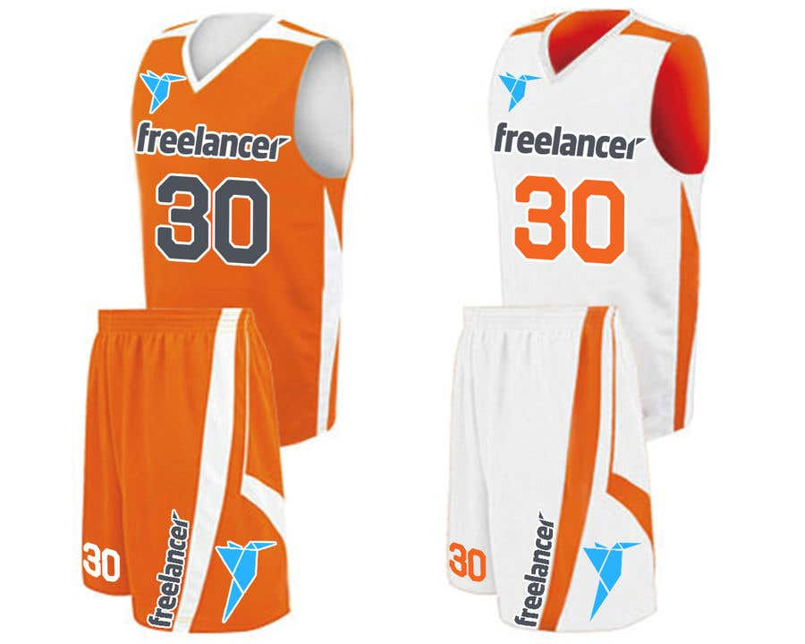 Entry 175 By Creativerussell For Design Basketball Jersey Freelancer