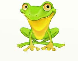 #15 untuk Create cartoon frog character for children's book oleh Iana111