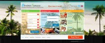 Graphic Design Contest Entry #32 for Website Design for Travel Packages