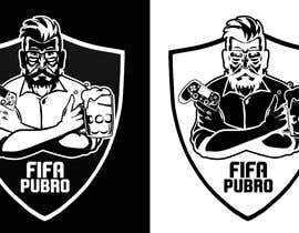 "#46 untuk Design a Logo for ""FIFA PUBRO"" - FIFA competition on PlayStation oleh clickswar"