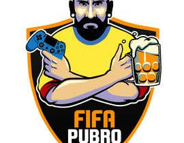"#54 untuk Design a Logo for ""FIFA PUBRO"" - FIFA competition on PlayStation oleh clickswar"