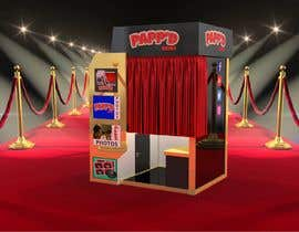 #18 for Design a 3d render of photobooth by e5ddesigns